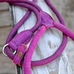 View Image 2 of Aussie Slip Dog Leash - Berry