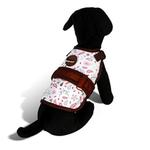 View Image 1 of Avant Garde Dog Harness - Floral Fling