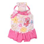 View Image 1 of Babe Dog Dress by Pinkaholic - Pink