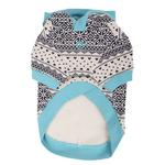 View Image 2 of Baby Bear Dog Hoodie by Pinkaholic - Blue