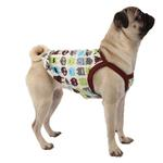 View Image 1 of Baby Robot Dog Shirt by Puppia - Brown
