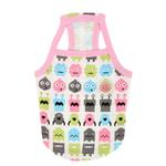 View Image 3 of Baby Robot Dog Shirt by Puppia - Pink