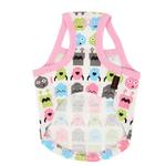 View Image 2 of Baby Robot Dog Shirt by Puppia - Pink