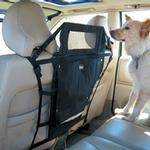 View Image 2 of Back Seat Pet Barrier by Kurgo
