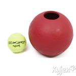 View Image 5 of Ball in Ball Dog Toy