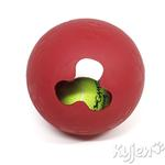 View Image 4 of Ball in Ball Dog Toy