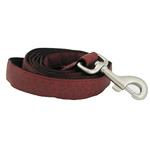 Bark Avenue Leash - Cranberry