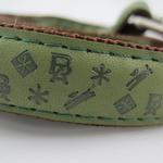 View Image 2 of Bark Avenue Leash - Sage Green