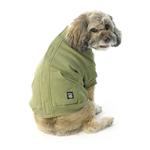 View Image 1 of Barkley's Cozy Dog Sweatshirt - Sage