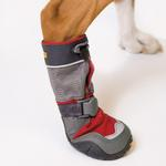 View Image 2 of Polar Trex Dog Boots by RuffWear - Red Rock