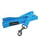 View Image 1 of Basic Dog Leash by Puppia - Sky Blue