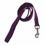 View Image 1 of Basic Dog Leash by Puppia - Purple