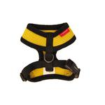 View Image 2 of Basic Soft Harness by Puppia - Yellow