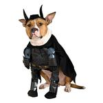 View Image 1 of 'The Dark Knight' Batman Dog Halloween Costume