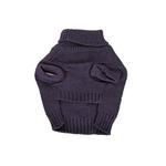 View Image 1 of Baxter's Basic Dog Sweater - Plum