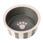 View Image 1 of Bella's Striped Dog Bowl