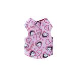 View Image 1 of Betty Boop Hearts Harness Dog Vest