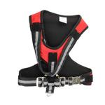 View Image 1 of Big Dog Freedom Harness by Gooby - Red