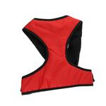 View Image 2 of Big Dog Freedom Harness by Gooby - Red