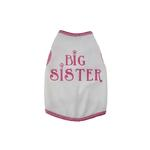 View Image 1 of Big Sister Cotton Dog Tank Top