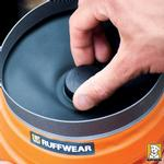 View Image 7 of Bivy Bota Water Reservoir Dog Bowl By RuffWear - Campfire Orange