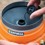 View Image 3 of Bivy Bota Water Reservoir Dog Bowl By RuffWear - Campfire Orange