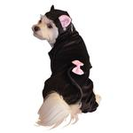 View Image 2 of Black Cat Halloween Dog Costume