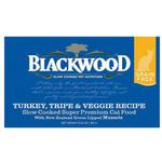 View Image 1 of Blackwood Wet Cat Food - Turkey/Tripe/Vegetable