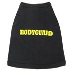 Bodyguard Dog Tank Top - Black