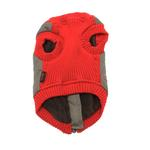 View Image 2 of Bomber Dog Vest by Gooby - Red Trim