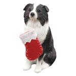 View Image 1 of Border Collie with Stocking Christmas Ornament