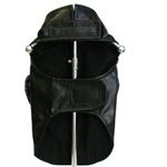 View Image 2 of Born To Ride Motorcycle Harness Jacket - Black