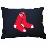 View Image 1 of Boston Red Sox Dog Bed