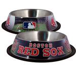 Boston Red Sox Dog Bowl