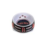 View Image 1 of Boston Red Sox Plastic Dog Bowl