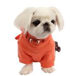 View Image 3 of Bounty Dog Dress by Pinkaholic - Orange
