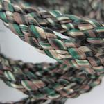 View Image 2 of Braided Martingale Show Lead - Camo