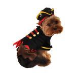 View Image 1 of Buccaneer Pirate Halloween Dog Costume