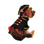 View Image 2 of Buccaneer Pirate Halloween Dog Costume