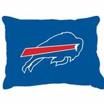 View Image 1 of Buffalo Bills Dog Bed