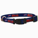 View Image 1 of Buffalo Bills Dog Collar - Blue