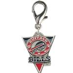 View Image 1 of Buffalo Bills Pennant Dog Collar Charm