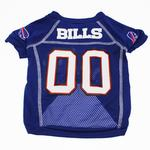 View Image 1 of Buffalo Bills Dog Jersey