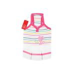 View Image 1 of Bully Cat Dress for Cats by Puppia - White