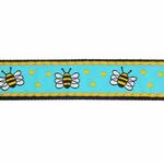 View Image 3 of Bumble Bee Dog Leash by Up Country