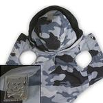 View Image 2 of Bundle Up Jacket - Gray Camo