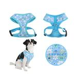 View Image 2 of Buttercup Dog Harness by Puppia - Blue