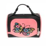 View Image 1 of Butterfly Designer Dog Carrier