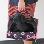 View Image 3 of Butterfly Designer Dog Carrier