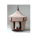 View Image 1 of Cafe Au Lait Dog Bed Tent